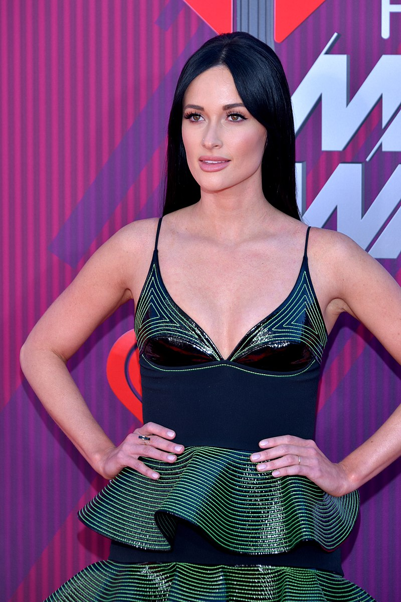 Kacey Musgraves at the iHeartRadio Music Awards in 2019