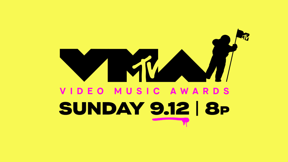 Poster for the 2021 MTV Video Music Awards