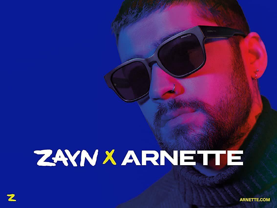 ZAYN X ARNETTE Photo By Arnette