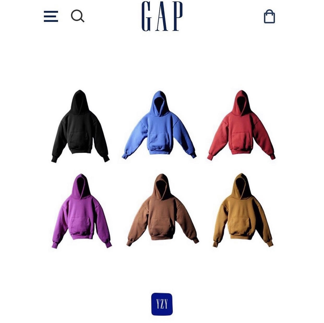 Yeezy x Gap